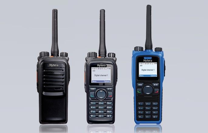 hytera-dmr-pd7-radios